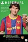 FC Barcelona mit Weltfußballer Nr. 1 - Lionel Messi